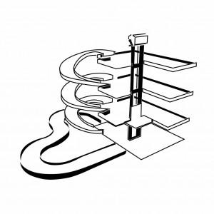 garage-voorbeeld-tekening