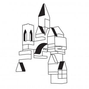 kasteel-voorbeeld-tekening